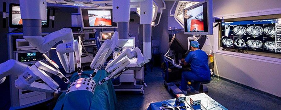 Cum se opereaza cancerul de rinichi cu robotul