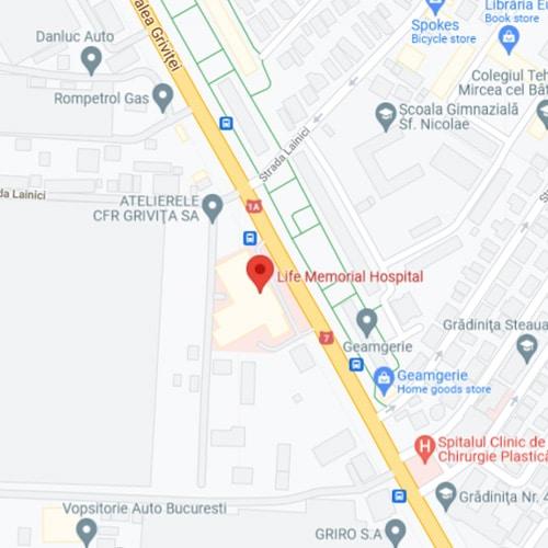 Adresa ChirurgieUrologica.ro