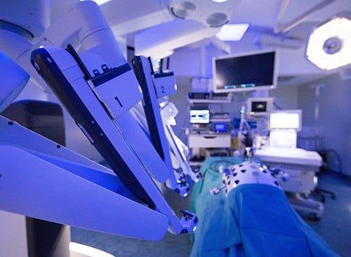 Nefrectomia robotica