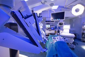 Nefrectomia robotică