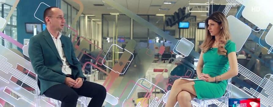 Cristian Iatagan - Interviu Antena 3